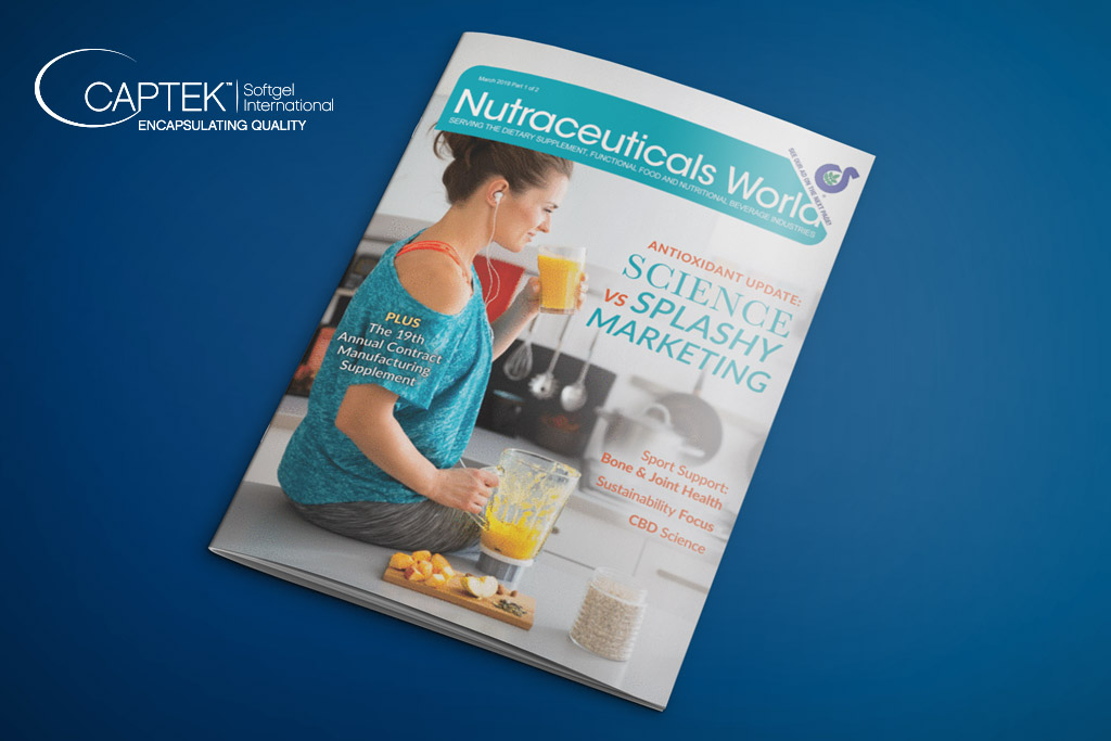 Nutraceutical Cover